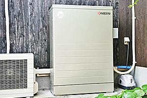 蓄電池システム設置工事