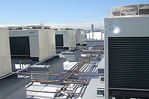業務用空調設備工事