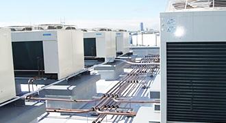 業務用空調設備