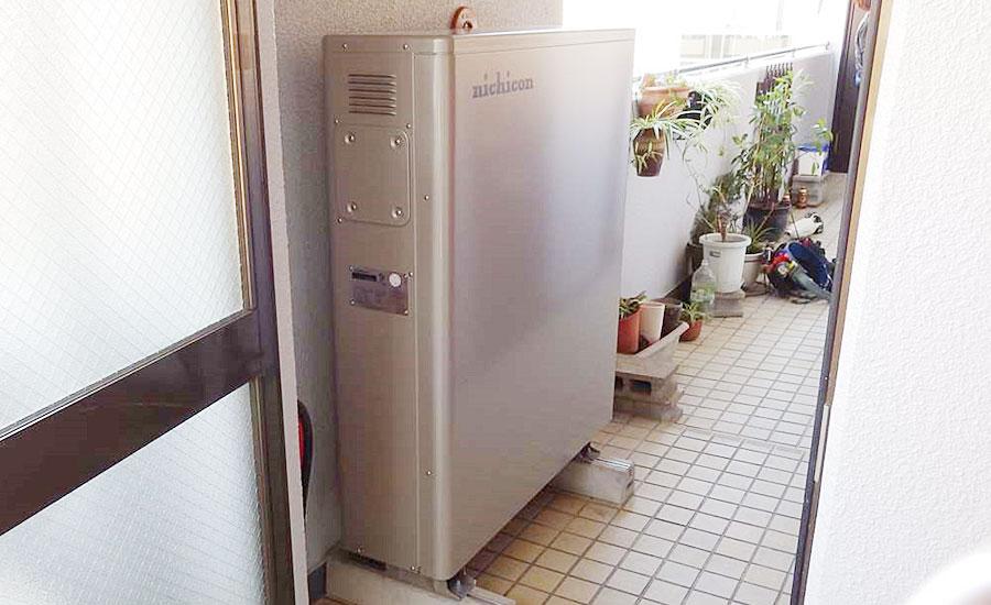 福岡県福岡市 ニチコン ハイブリッド蓄電システム工事