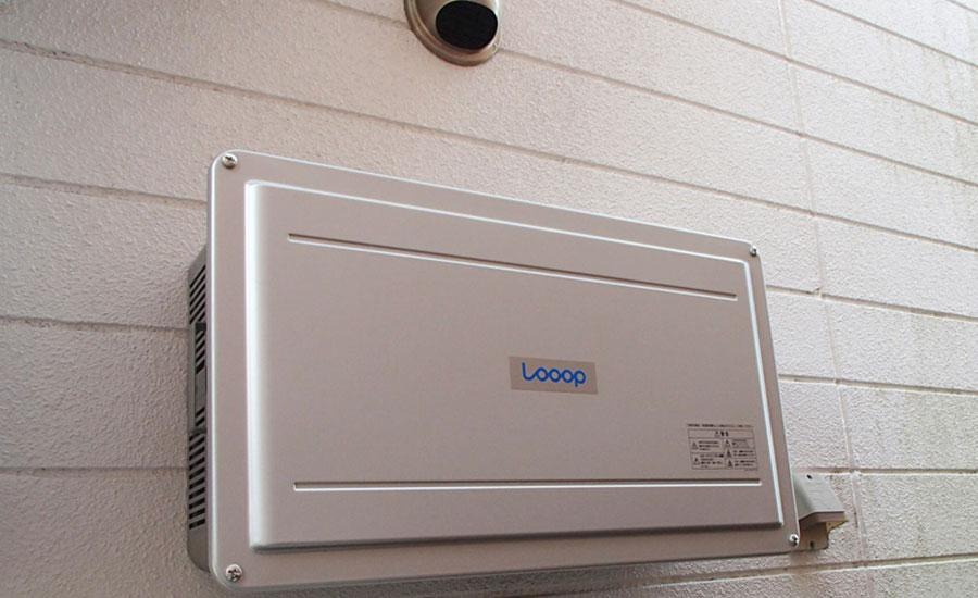 N様邸 熊本県熊本市 Looop太陽光発電設備工事