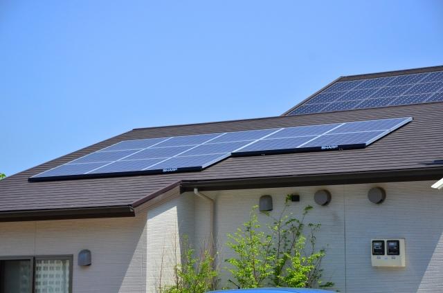 太陽光発電でできた電気のロスが少ない